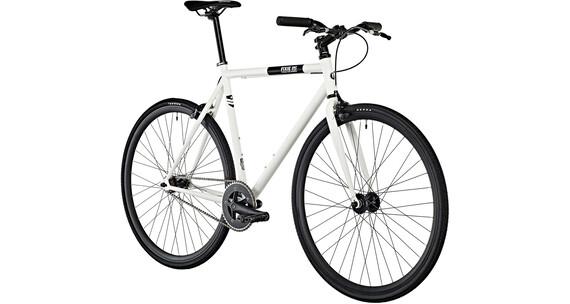 FIXIE Inc. Betty Leeds - Vélo de ville - blanc